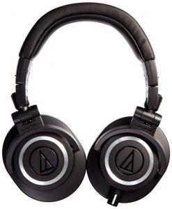 Audio Technica ATH M50X Headphones construction