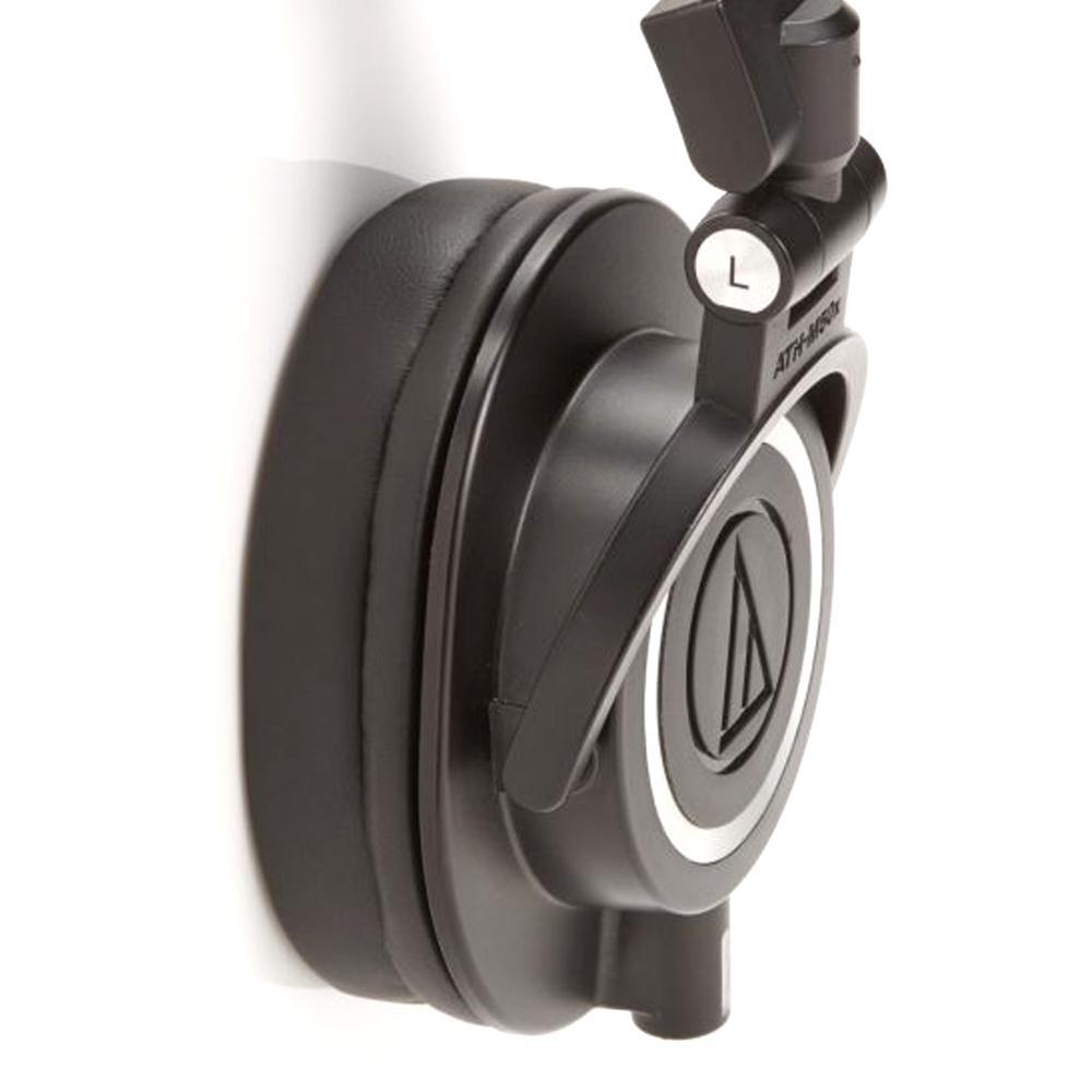 Audio Technica ATH M50X Headphones sound isolation
