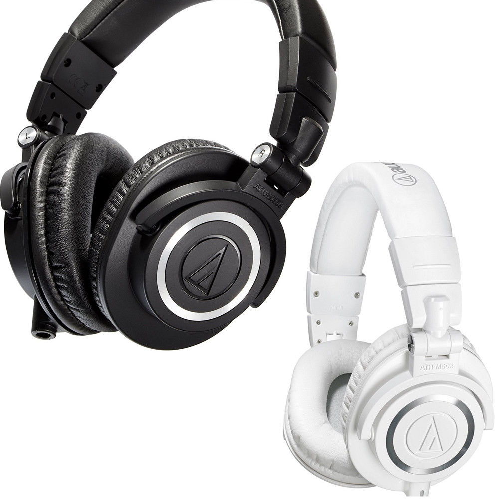 Audio Technica ATH M50X Headphones specs