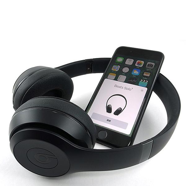 Beats Solo3 Wireless Headphones control