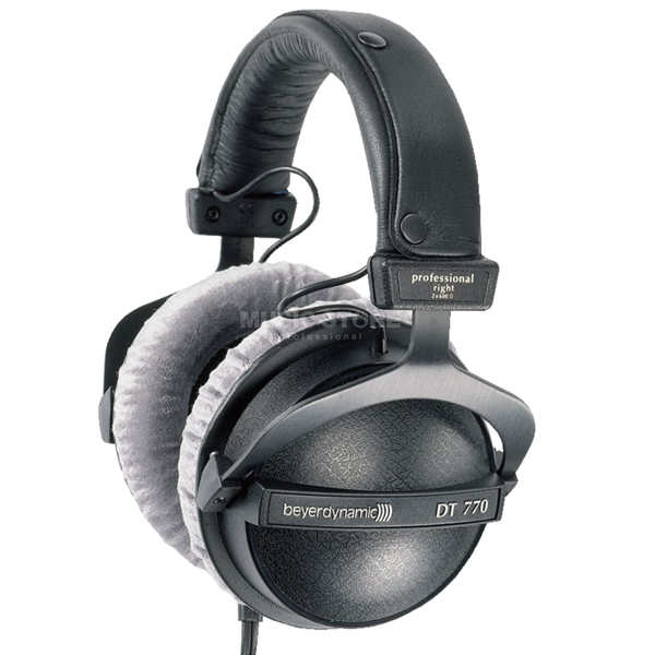 DT 770 Pro headphones