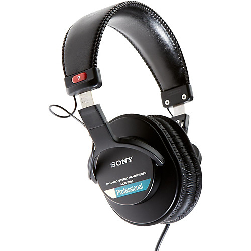 MDR7506 headphones